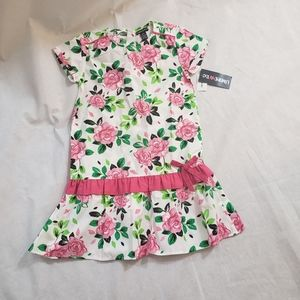 Limited Too multi floral print dress